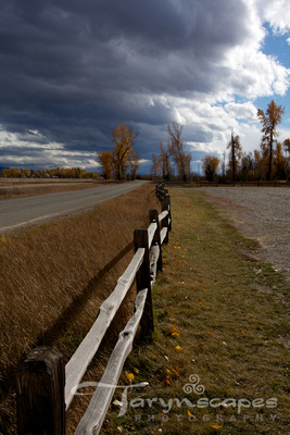 Wavering Fence
