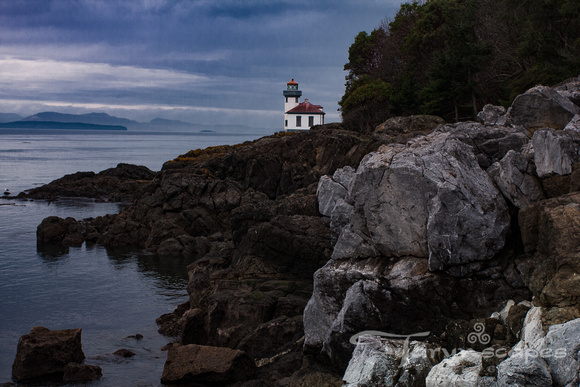 Lime Kiln Point Lighthouse